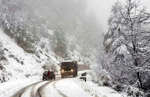 'Chilai-Kalan' begins in Kashmir with snowfall in valley's upper reaches