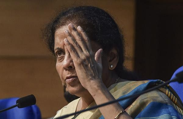 """Shame he forgets about women's dignity"" Nirmala Sitharaman slams Rahul Gandhi"