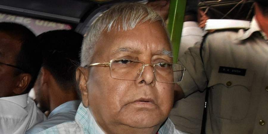 Have suffered a thousand wounds, still capable of taking on foes: Lalu Prasad...