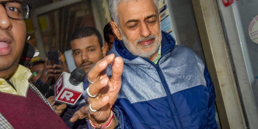 Corporate lobbyist Deepak Talwar