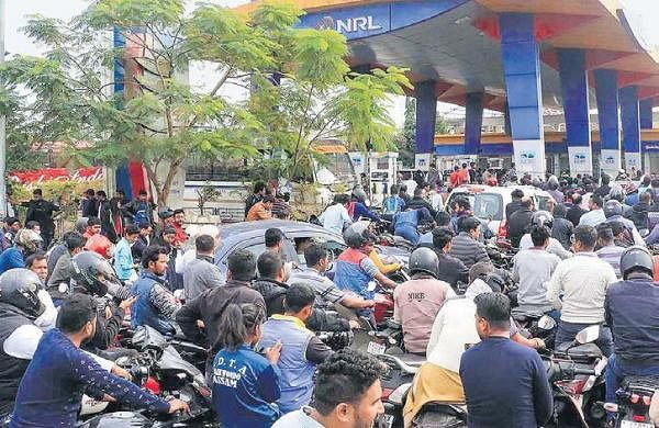 Stir hits life in Northeast, prices up in wake of scarcity