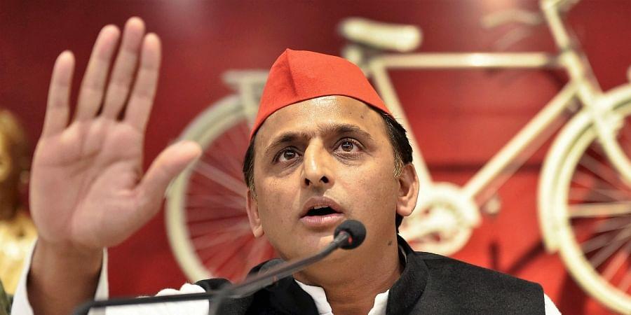 Former Uttar Pradesh CM Akhilesh Yadav