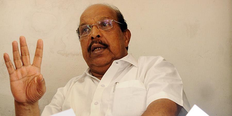 Kerala Minister G Sudhakaran