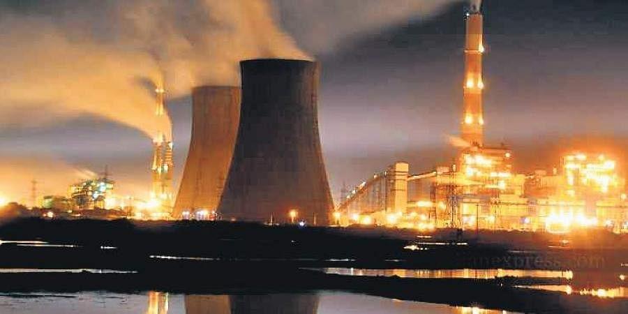 NTPC power plant
