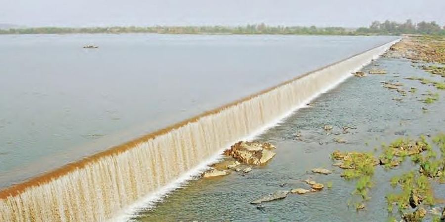 File photo of Dummugudem barrage