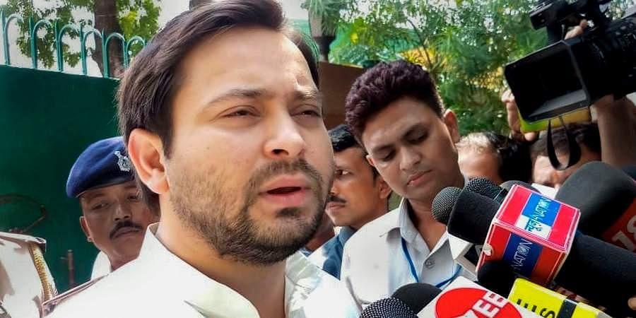 Bihar Opposition LeaderTejashwi Yadav