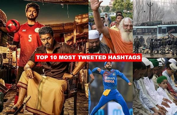 Recently Twitter had released the list of top 10 most tweeted hashtags of 2019. As Lok Sabha Elections 2019 bagged the top spot, here is the complete list.