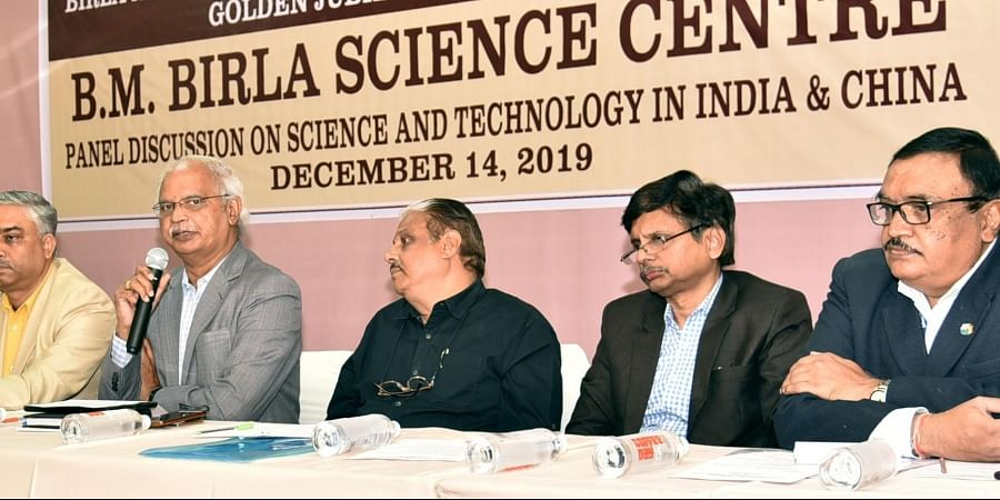 Panel Discussion on science and Technology in India and China