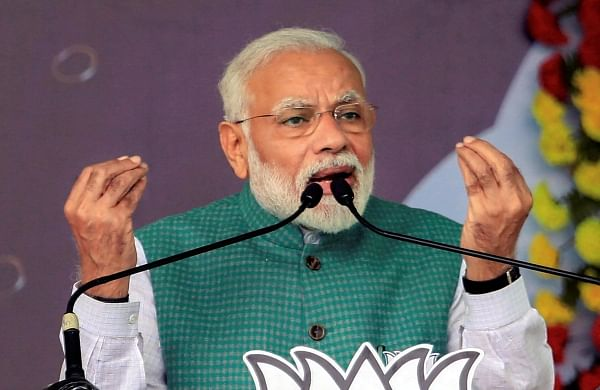 Congress repeating Pakistan action on Citizenship Act: PM Modi in Jharkhand rally