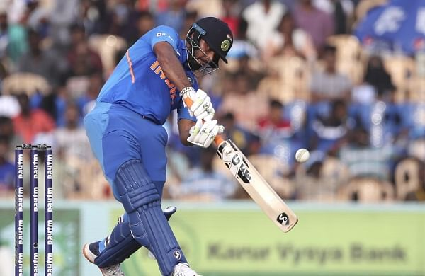 Rishabh Pant constantly trying to improve his game