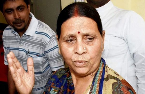 I have been assaulted by Rabri Devi, driven out of her house: Daughter-in-law Aishwarya Roy