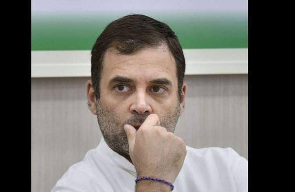 "EC seeks report from Jharkhand poll authorities over Rahul Gandhi's ""Rape in India"" remark"