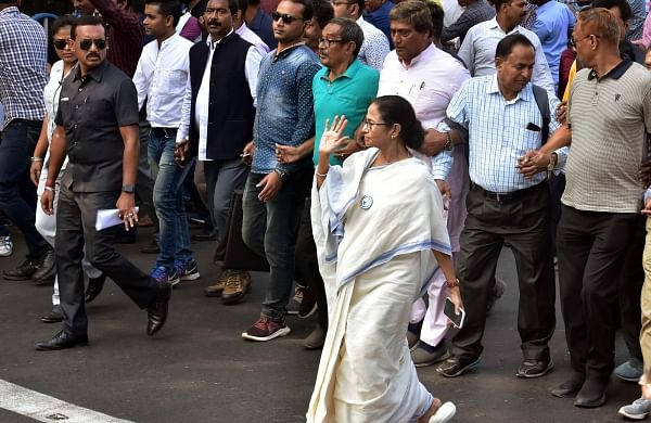 Mamata leads mega rally in Bengal, says protest will continue until Citizenship Act rolled back