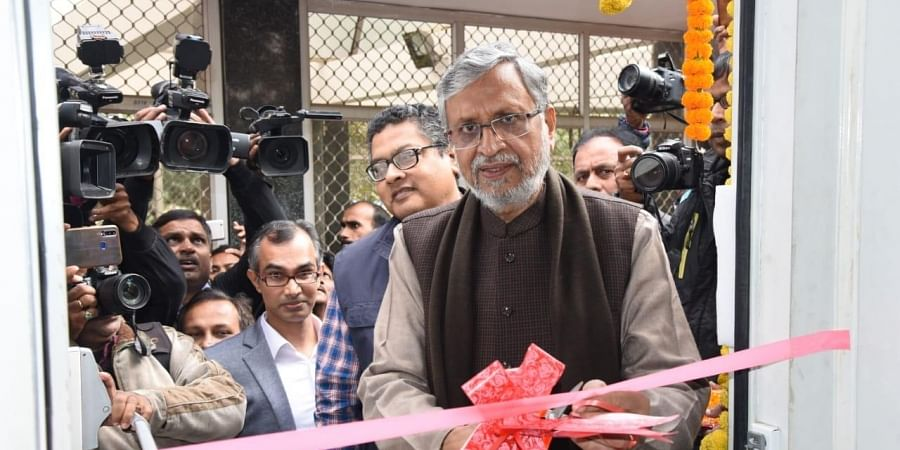 Bihar deputy CM Sushil KumarModi speaking at the inaugural occasion at Patna's Eco Park said that the CAAQMS will help in monitoring ambient air quality on real-time basis in city.