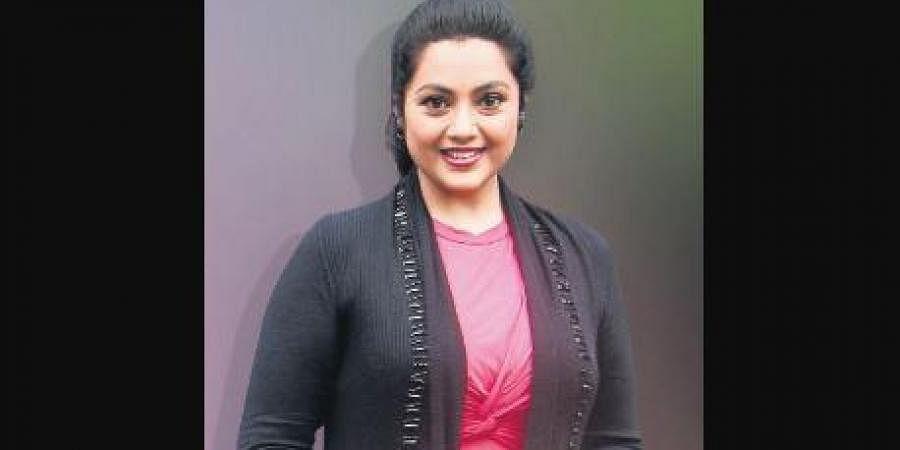 Actor Meena
