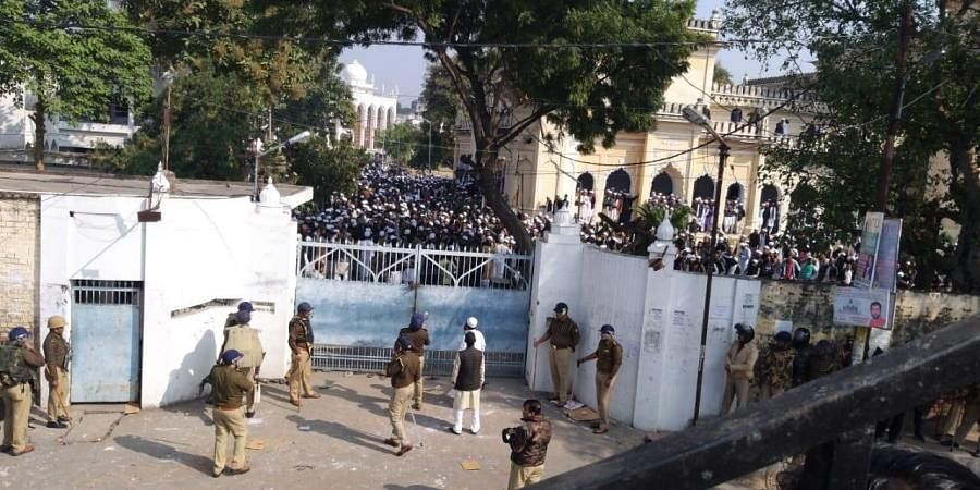 Lucknow's Nadwa College the latest campus in the country to witness clashes between the police and students