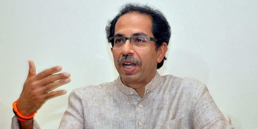 Maharashtra CM Uddhav Thackeray (File Photo | PTI)