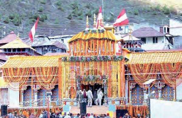 Char Dham priests write blood-letter to Prime Minister over new law