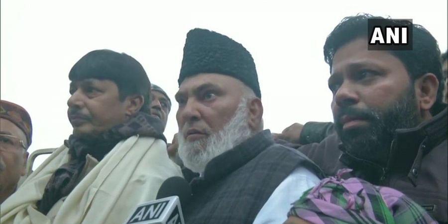 AAP MLA from Seelampur Mohd Ishraq Khan