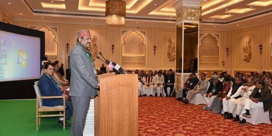 Om Birla, 79th conference of presiding officers of legislative bodies of India in Dehradun