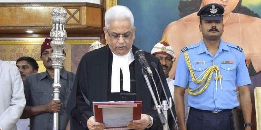 Ajay Lamba, Chief Justice of Gauhati High Court