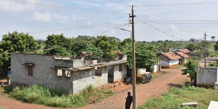 Residents of Venmani Nagar near Mettupalayam have finally received electricity connection.