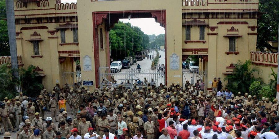BHU, Banaras Hindu University