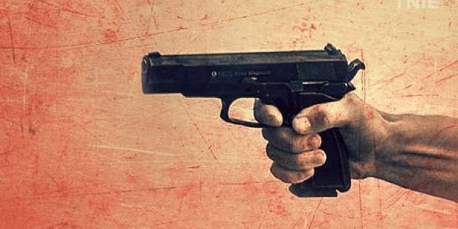 gun, weapon, murder, shooting, vedi vekkunna padam