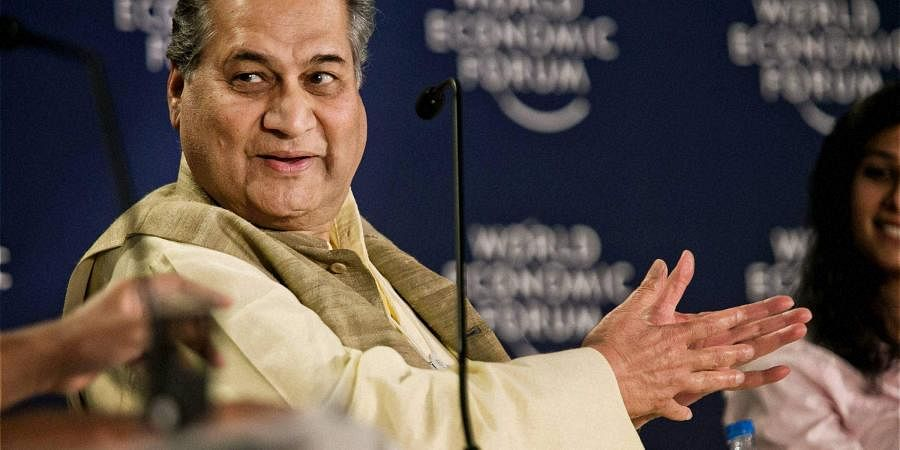 Concerned over lockdowns impact on businesses, economic growth: Rahul Bajaj-  The New Indian Express