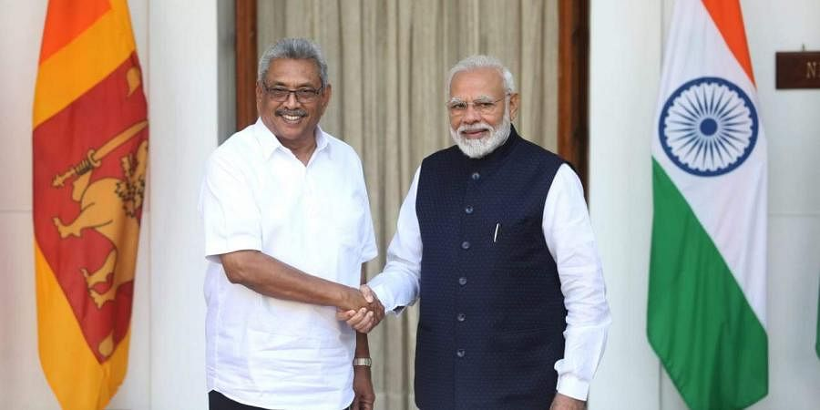Indo-lanka ties