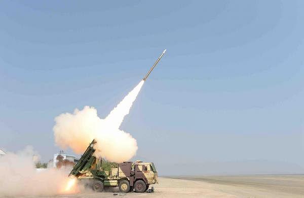 Pinaka, Smerch add to Army's firepower at LAC