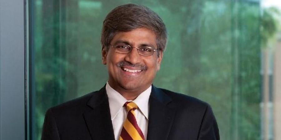 ndian-American computer scientist Sethuraman Panchanathan
