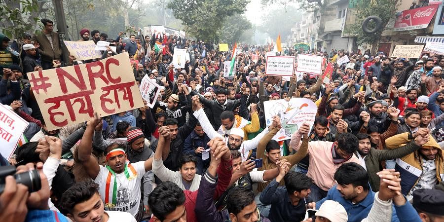 UTTAR PRADESH: The situation remains tense as internet and text messaging services have been suspended across 14 districts and section 144 imposed in capital Lucknow.