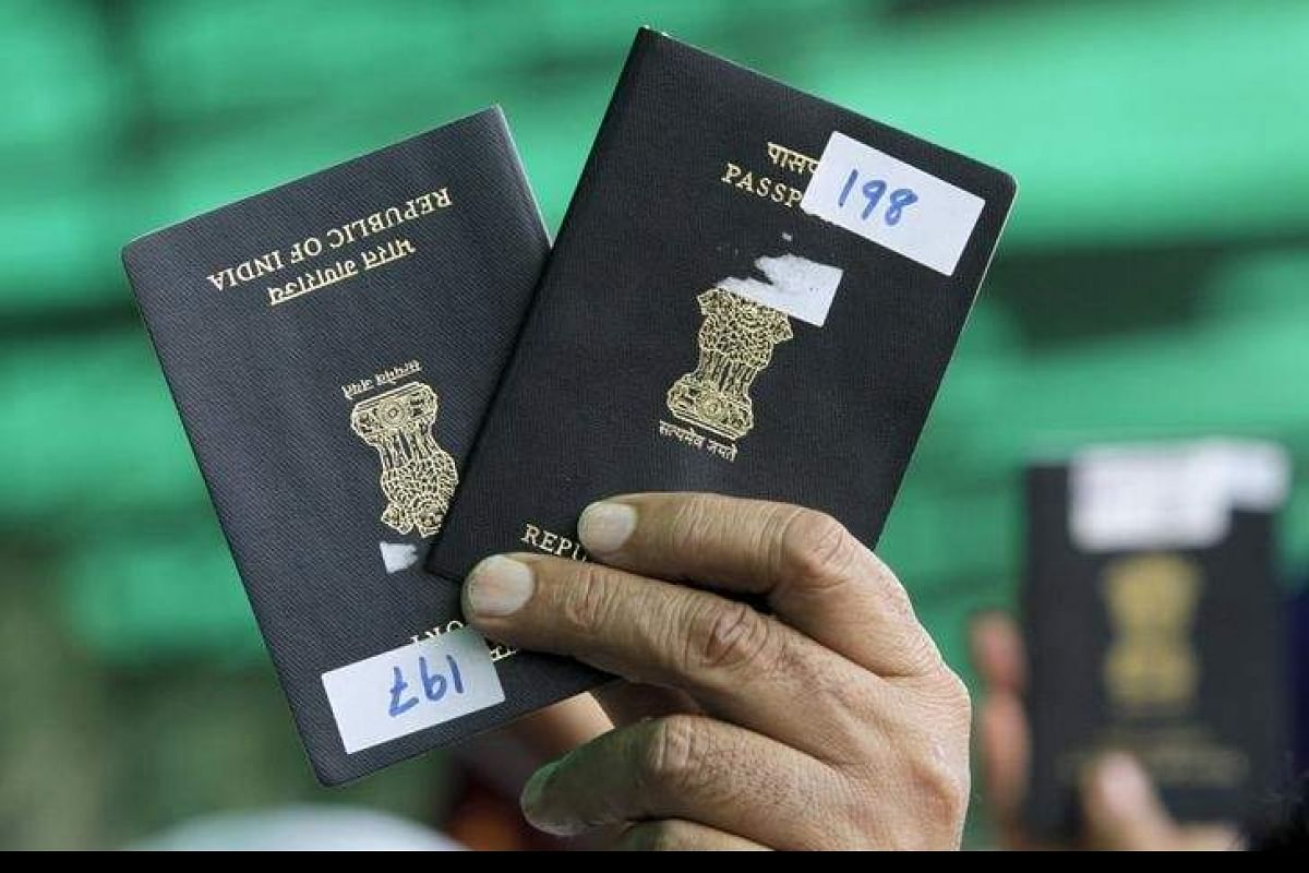 Aadhaar, voter ID card, Passport not proof of citizenship: Government  officials- The New Indian Express