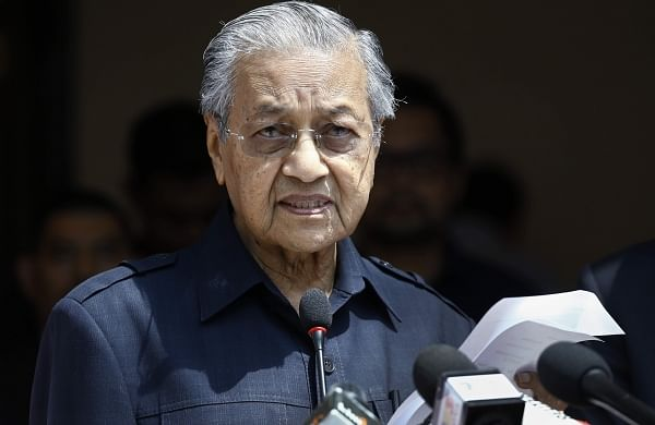 Turmoil in Malaysia as PM Mahathir submits resignation