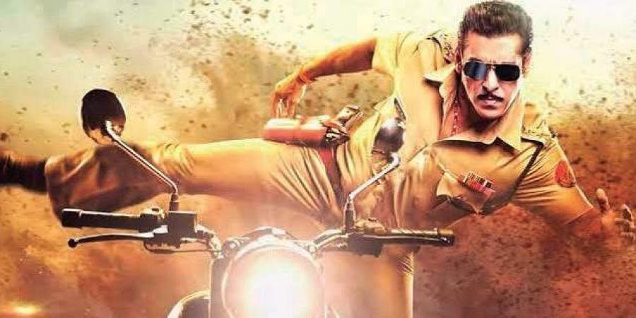 A still from Dabangg 3 starring Salman Khan.
