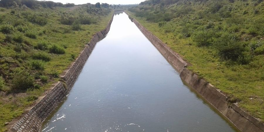 Krishna Poondi canal is currently an open canal because of which 40 percent of water gets wasted in transportation and evaporation.