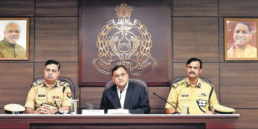 Uttar Pradesh DGP O P Singh