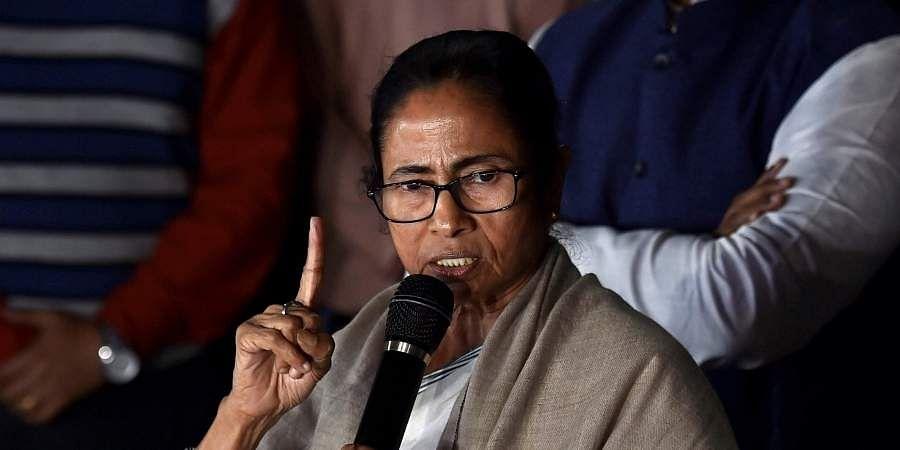 Chief Minister Mamata Banerjee.