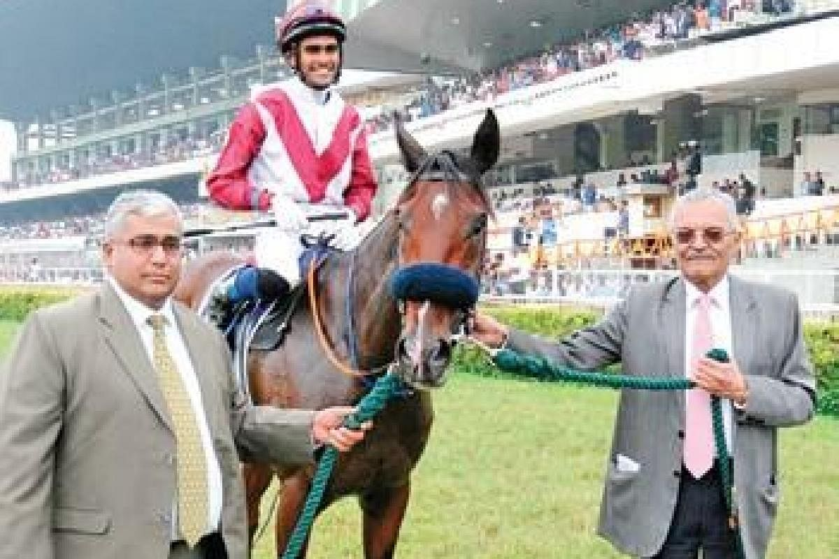 Horse Trading In Karnataka Now Coalition On Race Tracks The New Indian Express