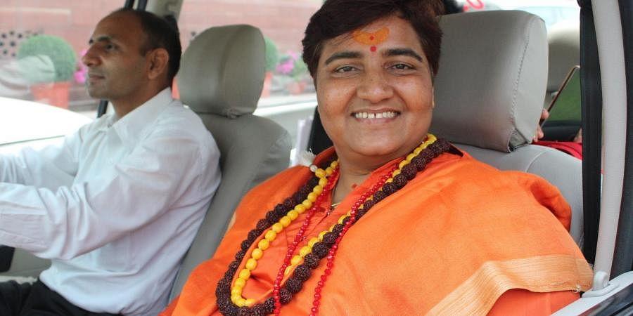 BJP MP from Bhopal Pragya Singh Thakur