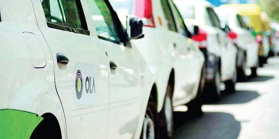 Ola self driving services