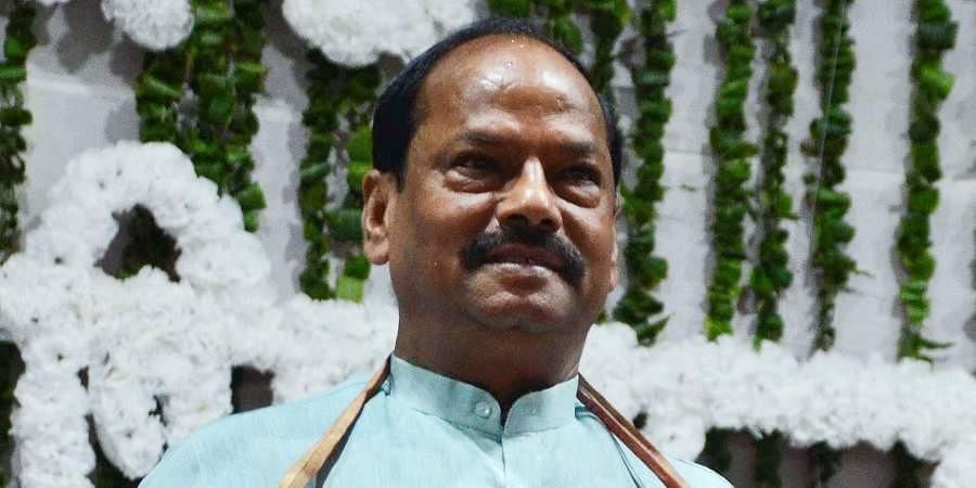 Jharkhand incumbent CM Raghubar Das