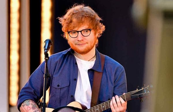 Singer-songwriter Ed Sheeran tests positive for Covid-19