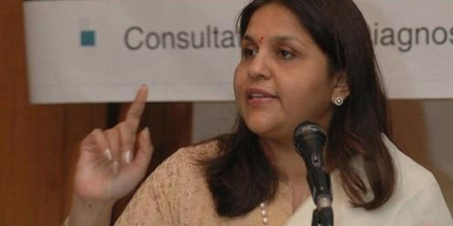 Sangita Reddy, joint managing director, Apollo Hospitals Group