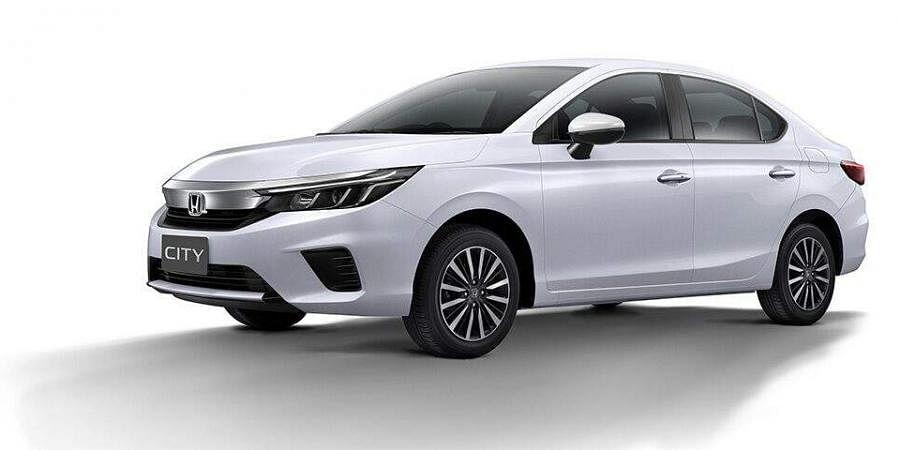 Fifth-generation Honda City
