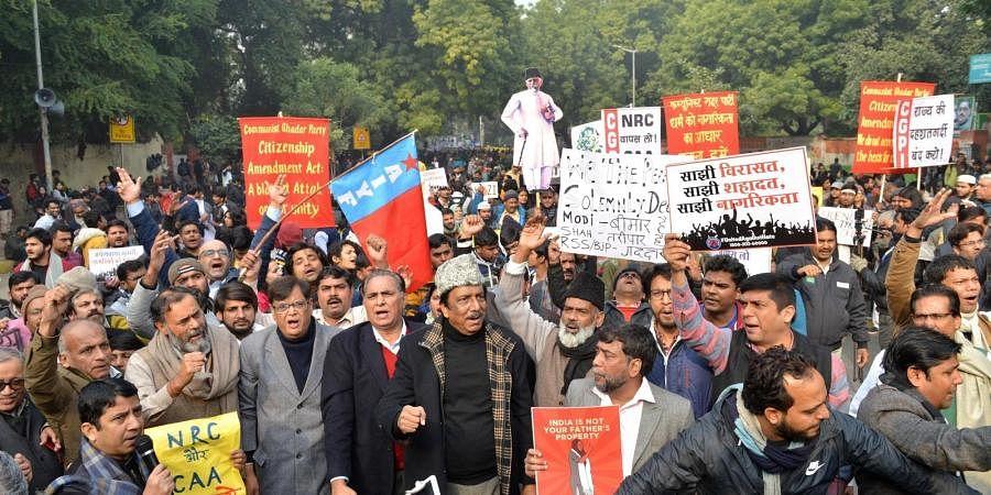 CAA stir, Citizenship Act, Delhi protest