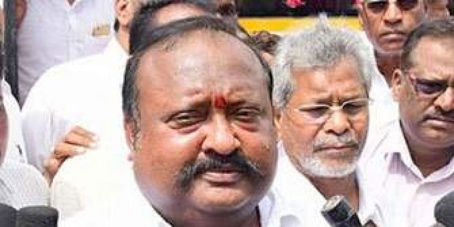 Civil Supplies Gangula Kamalakar