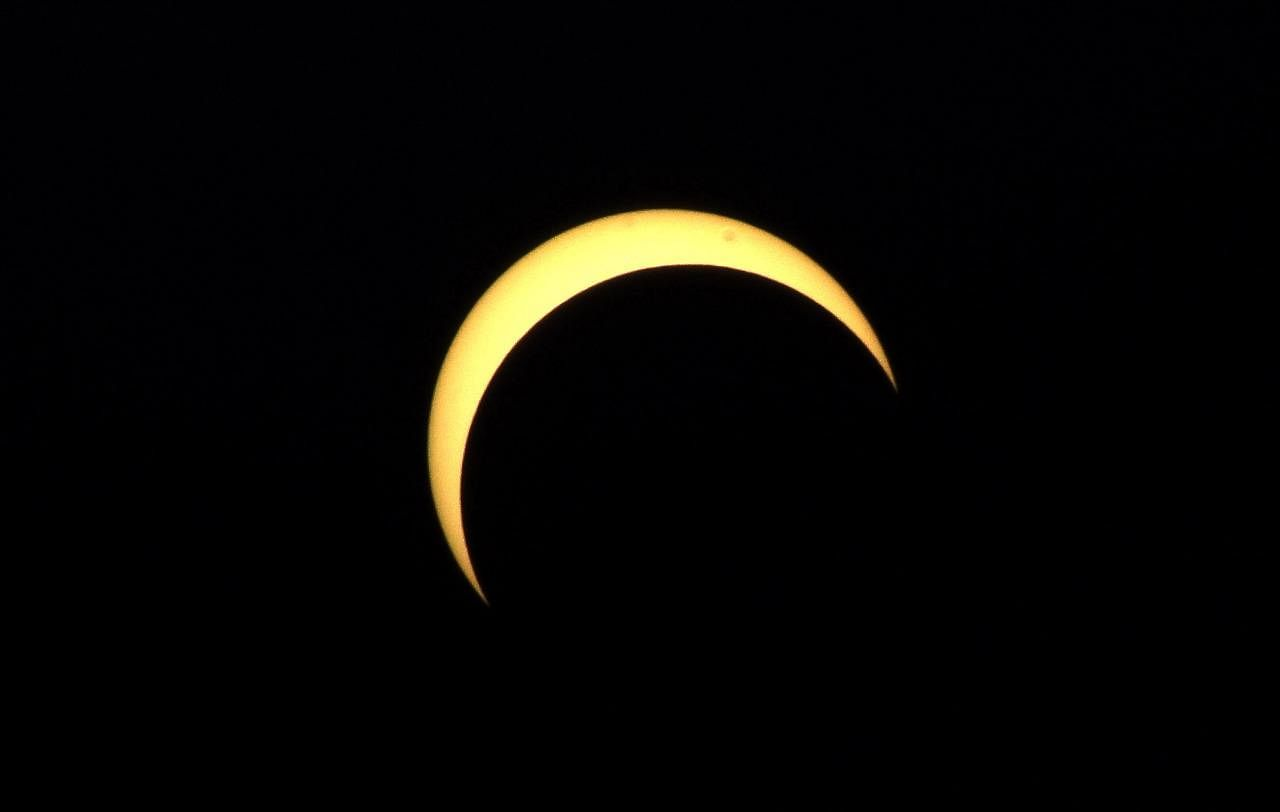 Major Hindu temples were closed for pilgrims on account of solar eclipse while Muslims offered special prayers in mosques on Thursday.