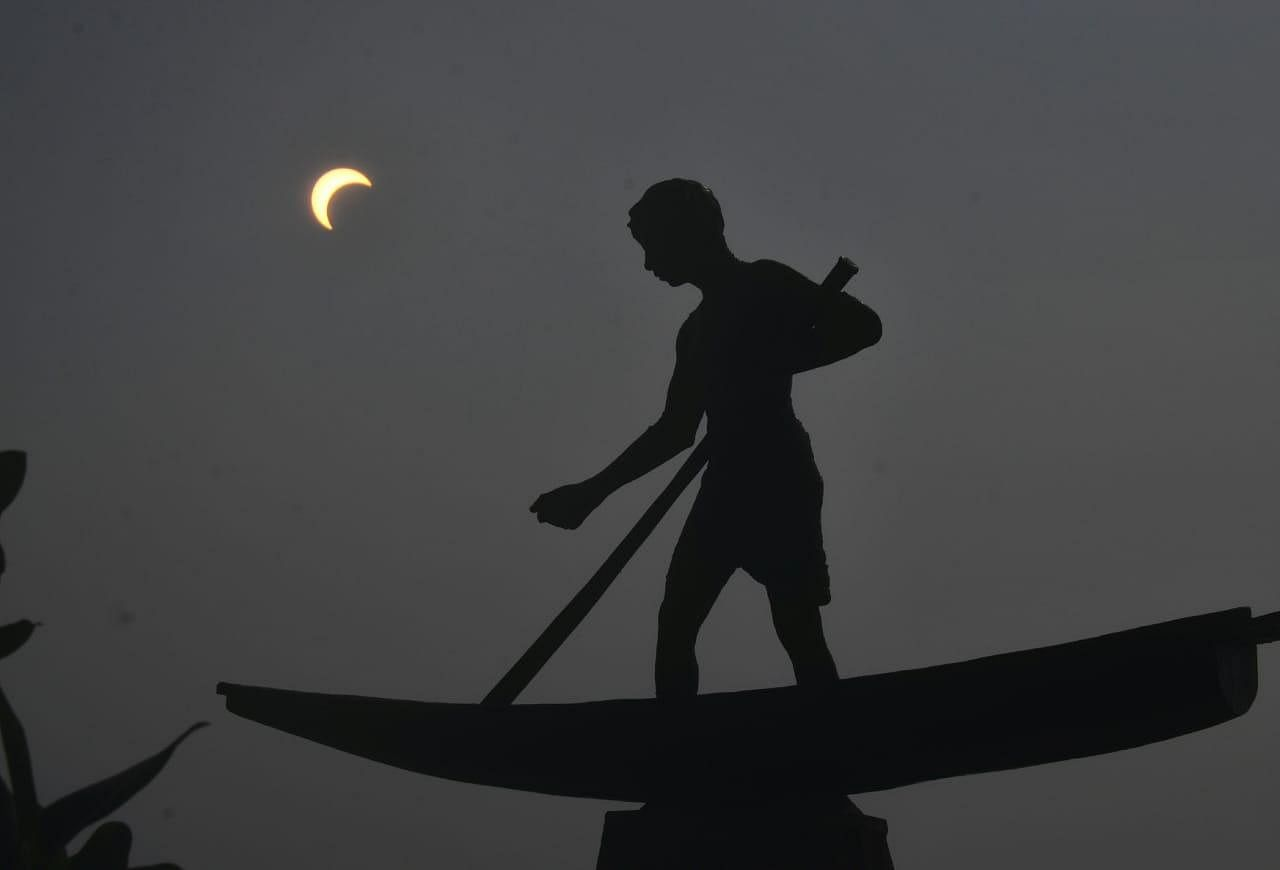 For long, several civilizations have considered eclipses as 'evil' and in India both lunar and solar eclipses have been associated with superstitions.